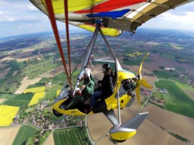 Vol de 30 minutes en ULM Pendulaire à La Réole