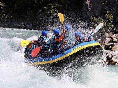 La guilde de l'eau vive Rafting