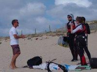 Premiere lecon de kitesurf sur l Ile d Oleron