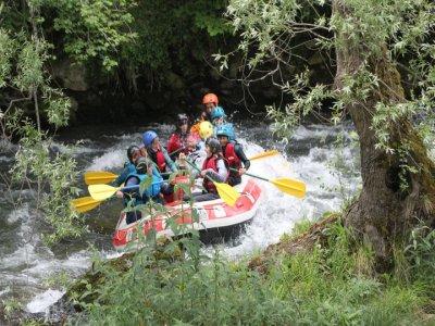 Haut Couserans Kayak Club Rafting