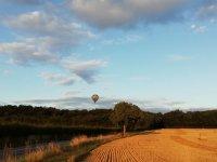 paysage montgolfière yonne