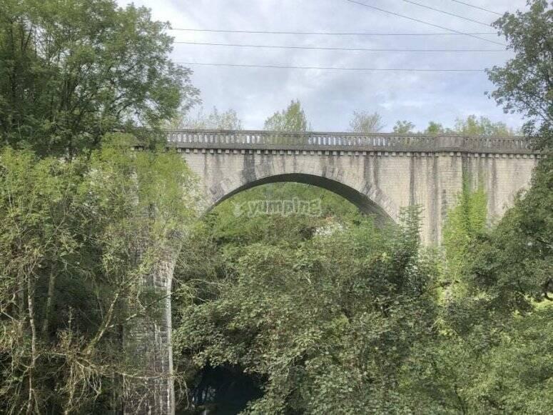 Le pont d'une autre perspective