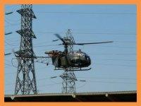 Prise de vue aerienne avec Heli Prestations International
