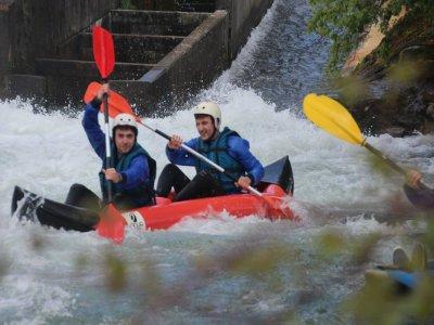 Sortie de 2h30 en Kayak à Gavarnie-Gèdre