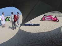 Decouvrir le kitesurf