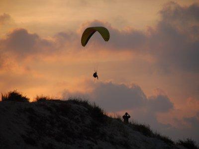 Vol en parapente sur la dune du Pilat (20-25mins)