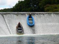 Sortie rafting de 2h en été sur Gave de Pau