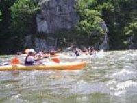 Découverte Kayak