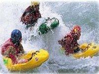 Surf dans les rouleaux