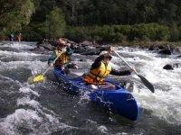 Faire du canoe en famille pres de la capitale