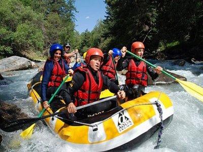 ESI Arc Aventures Rafting