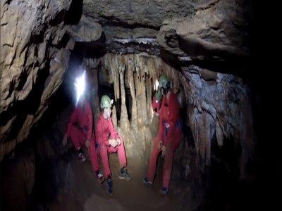 Sortie découverte spéléologie - Gorges de la Jonte