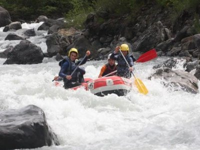 Nature Eau Vive Rafting