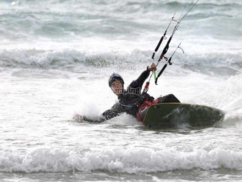 Profitez d'une expérience kitesurf incontournable