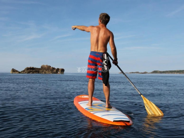 Goutez aux plaisirs du SUP avec Unikite Paddle Surf