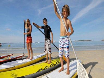 Cours de stand up paddle pour enfant à Leucate -1h