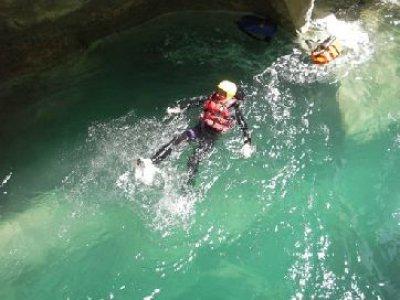 Yéti Rafting Canyoning