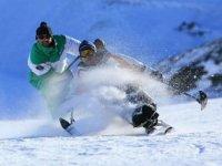 glisse handiski en Savoie