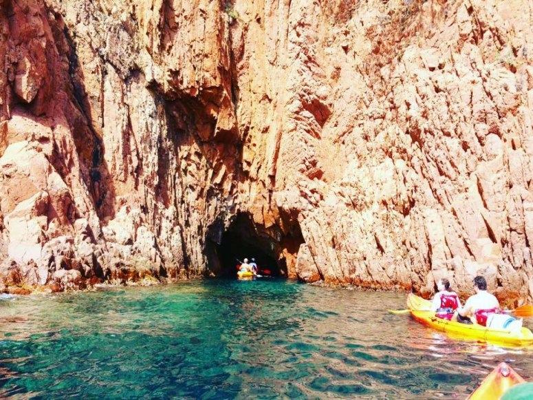 Découverte de merveilles à bord du Kayak