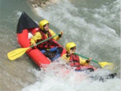 Raft Session Canoë