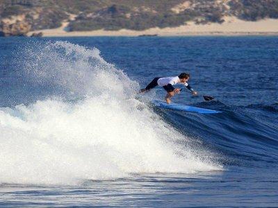 3 séances de surf de 2h à Moulin de la Rive
