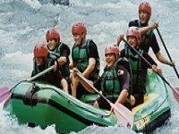 Descente en Raft a travers le Gave de Pau