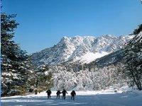 Partez en randonnee Ski de Fond a travers les Pyrenees
