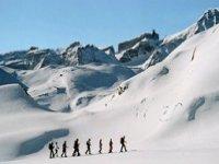 Ski de fond avec le Bureau des Guides Cauterets Ski de Fond