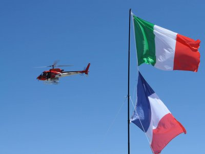Vol en hélicoptère de 45 MIN au Mont Blanc