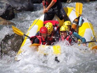 Rafting en Ubaye - Le Gastr'eau - 1 Journée