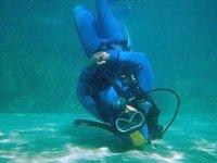 Aventure subaquatique a Leucate