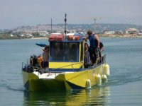 Le bateau de Leucate Plongee