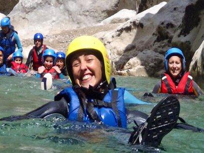 Randonnée aquatique d'1H30 aux Gorges du Verdon