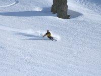 Aventure freeride en ski au Queyras