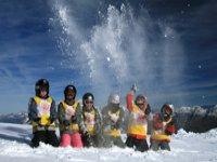 ski enfants Abries