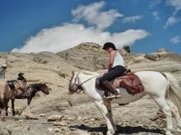 Randonnee à cheval