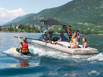 Séjour de Wakeboard au lac du Bourget - 1 Nuitée