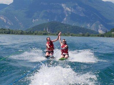 Séjour de Wakeboard au lac du Bourget - 5 Nuitées