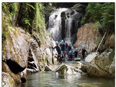 Experience Canyon Canyoning