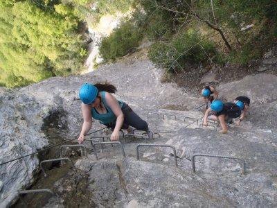 Experience Canyon Via Ferrata