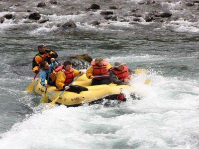 SpéléOrizon Rafting