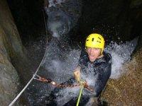 Canyoning dans la Savoie