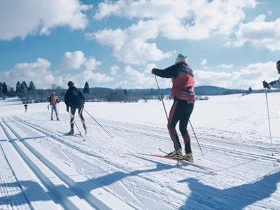 ESF Albiez Ski de Fond
