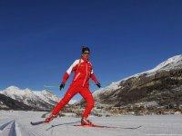 Cours particuliers de ski de fond Albiez