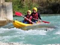 Canoe Kayak entre Aubrac et Levezou