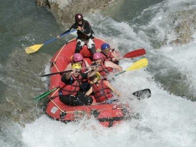 Terre et Rivière d'Olt Rafting