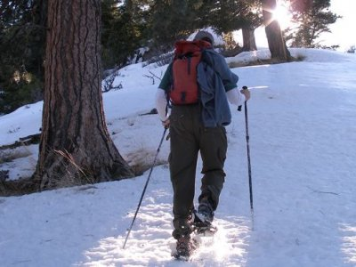 Sports Nature Evasion Raquettes à neige