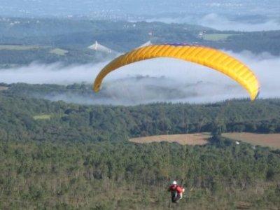 L'Ecole de vol libre du Ménez-Hom Parapente