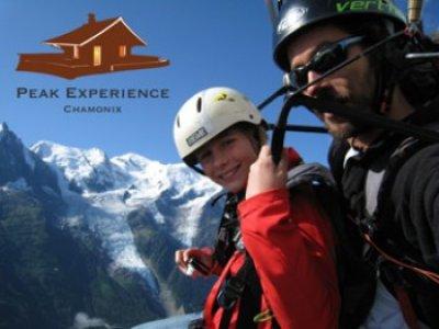 Vols Biplaces Parapente-Haute Savoie-30 à 60 min