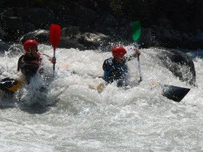 Anaconda Rafting Canoë